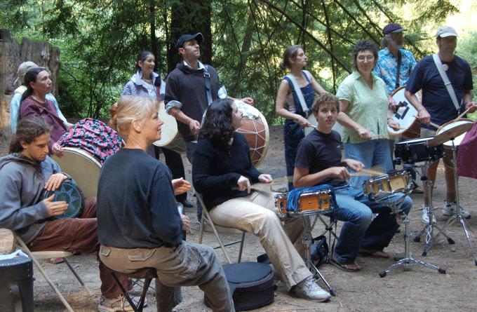 Lanphier_Mendo Percussion Class