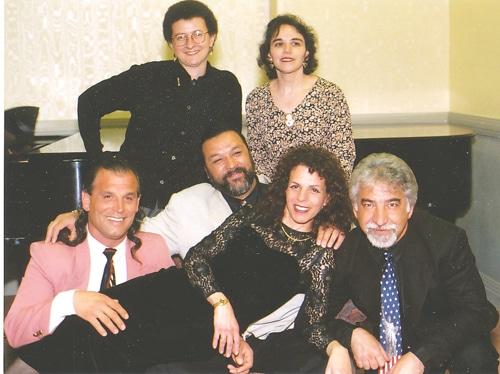 Salih Ali, Catherine Foster, Yuri Yunakov, Carol Silverman, Lauren Brody & Neshko Neshev, World Music Institute's Gypsy Caravan, 1999