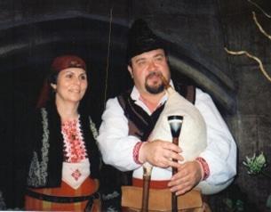 Maria and Vassil Bebelekov